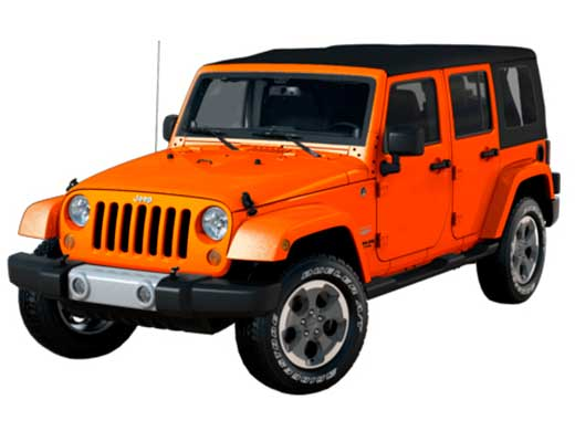 Jeep Unlimited sahara special