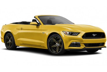 Ford Mustang Convertible     New model