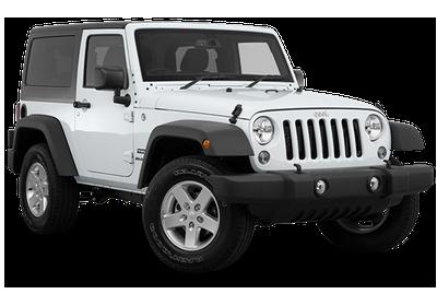 Jeep Wrangler Hardtop/Softtop 2 doors