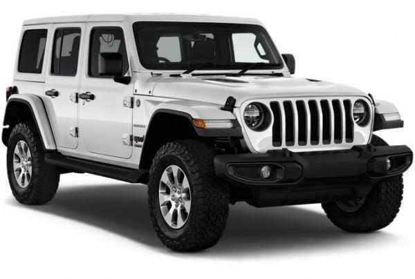Jeep Unlimited Sahara new model 2019 - hard top ou soft top