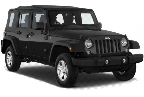 Jeep Unlimited Soft top Sport 2017